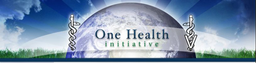 "One Health Initiative: ""One Health is the collaborative efforts of multiple disciplines working locally, nationally, and globally to attain optimal health for people, animals, plants and our environment."""