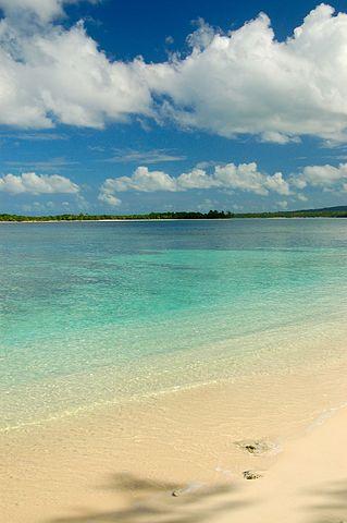 Eratap Beach, Vanuatu, 23 July 2011: Photograph by Niki Gango  courtesy of Wikipedia