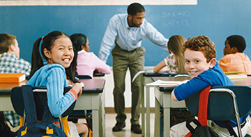 Public School Children in danger of exposure to lead: Courtesy of CDC